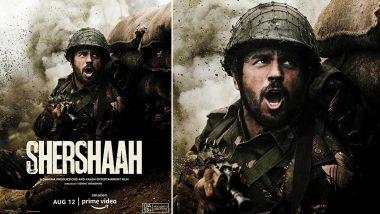 Shershaah Release Date: सिद्धार्थ मल्होत्रा आणि कियारा अडवाणी स्टारर 'शेरशाह' सिनेमा 'या' दिवशी होणार रिलीज; पहा सिनेमाचा टीझर