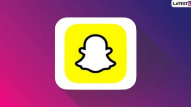 Snapchat: कोरोनामध्ये स्नॅपचॅटची वाढली लोकप्रियता, जगभरात तब्बल 293 दशलक्ष वापरकर्ते