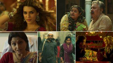 Mimi Trailer: 'सरोगसी' वर भाष्य करणार्या  Kriti Sanon च्या'मिमी' चा ट्रेलर रिलीज;  Sai Tamhankar देखील महत्त्वाच्या भूमिकेत