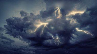 Uttar Pradesh Lightning Thunderstorm: वीज कोसळून 38 जणांचा मृत्यू; उत्तर प्रदेश राज्यातील घटना