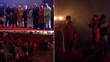 Kargil Vijay Diwas 2021 निमित्त जम्मू-कश्मीर येथील भारतीय सेनेच्या मुख्यालयात सेलिब्रेशनला सुरुवात (Watch Video)