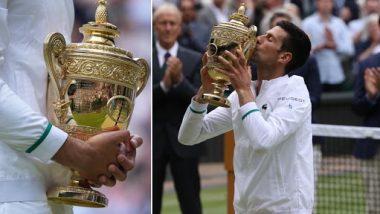 Novak Djokovic ने रचला इतिहास, सलग तिसर्यांदा जिंकले Wimbledon चे खिताब