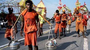 Kanwar Yatra Cancelled: कोरोनाच्या पार्श्वभूमीवर कांवड यात्रा रद्द, उत्तराखंड सरकारचा निर्णय