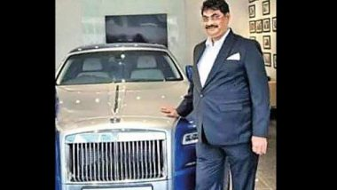 8 कोटीच्या Rolls Royce कारचे मालक Sanjay Gaikwad यांच्याविरोधात वीजचोरीचा गुन्हा दाखल