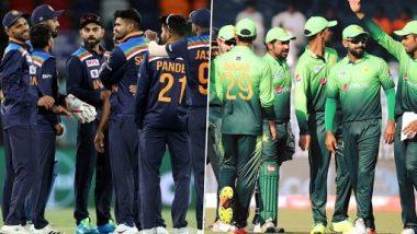 ICC T20 World Cup 2021: आयसीसी टी-20 वर्ल्डकप 2021 च्या ग्रुप्सची घोषणा; भारत आणि पाकिस्तान एकाच गटात, रंगतदार सामन्याची क्रिकेट चाहत्यांना उस्तुकता