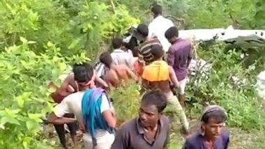 Training Aircraft Crashed: जळगावमध्ये ट्रेनिंग चार्टर विमान कोसळले; प्रशिक्षकचा मृत्यू, शिकाऊ महिला वैमानिक जखमी
