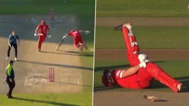 T20 Blast: मैदानावर Joe Root ने खिलाडूवृत्ती दाखवत जिंकली चाहत्यांची मने; पाहा कौतुकास्पद व्हिडिओ