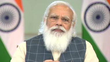 आज PM Narendra Modi विशेष गुणधर्म असलेल्या 35 पिकांची वाणे  राष्ट्राला समर्पित करणार