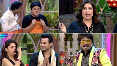हसून हसून दुखेल पोट! Chala Hawa Yeu Dya च्या मंचावर दिसणार The Kapil Sharma Show मधील कलाकार