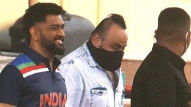 भारतीय संघाच्या नव्या जर्सीत दिसला महेंद्रसिंह धोनी, चाहते भावूक