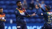 Isuru Udana Retires: श्रीलंकेला मोठा धक्का! इसुरू उदाना आंतरराष्ट्रीय क्रिकेटमधून निवृत्त, भारताविरुद्धची टी -20 मालिका ठरली शेवटची