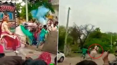 Viral Video: वरातीतील घोड्याने वराला घडवली 4 किमीची सैर, नंतर वराची बिघडली तब्येत
