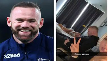 Wayne Rooney चे 3 सेमी न्यूड महिलांसोबतचे हॉटेल रूम वरील फोटोज ऑनलाईन लीक; ब्लॅकमेलिंग होत असल्याचा फूटबॉलपटूचा दावा