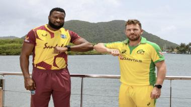 WI vs AUS ODI 2021: वेस्ट इंडिज-ऑस्ट्रेलिया संघांचा कोरोना अहवाल नकारात्मक, 'या' दिवसापासून सुरु होणार मालिका; पाहा सिरीजचे नवीन वेळापत्रक