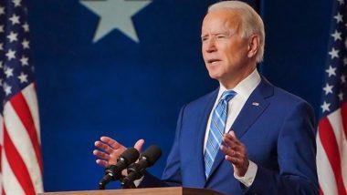 Joe Biden On Afghanistan Crisis: अफगाणिस्तानवर अमेरिकेच्या राष्ट्राध्यक्षांनी सोडले मौन; सैन्य माघारीवर ठाम