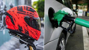 No Helmet, No Petrol Campaign in Nashik: पालकमंत्री छगन भुजबळ यांच्या हस्ते नाशिकमध्ये आजपासून 'नो हेल्मेट, नो पेट्रोल' मोहिमेचा शुभारंभ