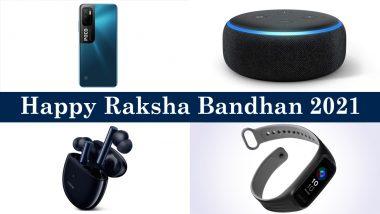 Raksha Bandhan 2021: रक्षाबंधन निमित्त बहिणीला गिफ्ट देण्यासाठी टॉप '4' गॅजेट्स!