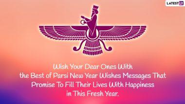 Happy Parsi New Year 2021: नवरोज मुबारक म्हणत पारशी नववर्षाच्या शुभेच्छा देण्यासाठी WhatsApp Status, Facebook Messages!