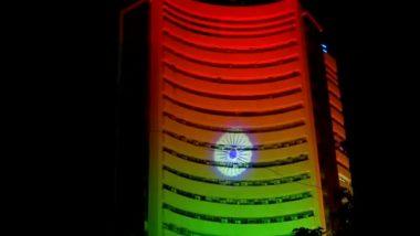 Independence Day 2021: स्वातंत्र्य दिनाच्या पूर्वसंध्येला तिरंग्यात सजली Bombay Stock Exchange ची इमारत (Watch Video)