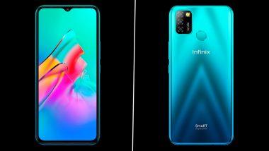 Infinix Smart 5A स्मार्टफोन भारतात लॉन्च; काय आहे खासियत आणि किंमत? जाणून घ्या