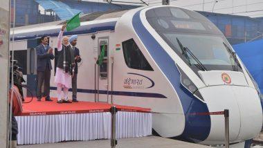Vande Bharat Trains च्या नव्या गाड्या अत्याधुनिक सुविधांनी सज्ज; पहा काय आहे खासियत