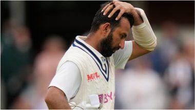 IND vs ENG 3rd Test Day 4: भारताला जरबदस्त झटका, रॉबिन्सने 91 धावांवर चेतेश्वर पुजाराला दाखवला पॅव्हिलियनचा रस्ता