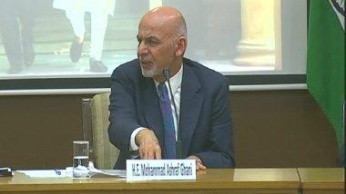 अफगाणिस्तानचे राष्ट्रपती अशरफ गनी यांनी तालिबानने देशावर ताबा मिळवल्यानंतर अबू धाबी मध्ये दाखल, UAE सरकारची माहिती