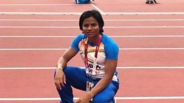 Tokyo Olympics 2020: भारतीयांसाठी दिवसाची निराशाजनक सुरुवात, Dutee Chand 200 मीटर शर्यतीच्या उपांत्य फेरी गाठण्यात अपयशी