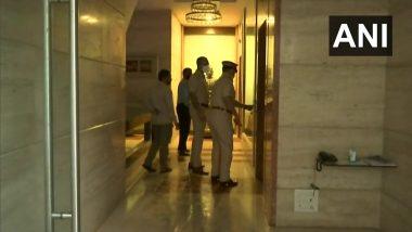 Mumbai Police: मुंबई पोलीस भाजप आमदार राम कदम यांच्या निवासस्थानी दाखल