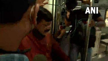 Mumbai  Local Train: मुंबई लोकल ट्रेन सुरु करण्याच्या मागणीसाठी भाजपचे आंदोलन
