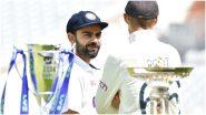 IND vs ENG 2021: भारत-इंग्लंड मालिकेत 'हा' संघ होणार विजयी, Michael Vaughan यांनी वर्तवला मालिकेच्या निकालाचा अंदाज
