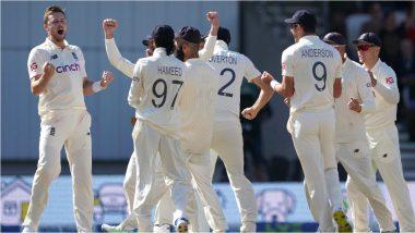 IND vs ENG 3rd Test: लीड्स कसोटीत भारताचेधुरंधर फेल; इंग्लंडचा डाव आणि 76 धावांनी तगडा विजय, रॉबिन्सनच्या 'पंच'चा कहर!