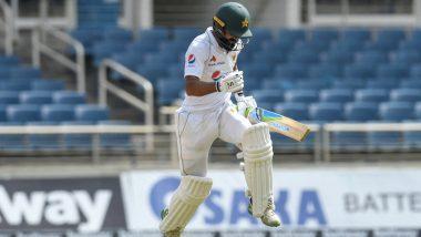 WI vs PAK 2nd Test: पाकिस्तानचा डाव 302/9 धावांवर घोषित, फवाद आलमचे शानदार शतक; दिवसाखेर विंडीजच्या 39 धावा 3 बाद