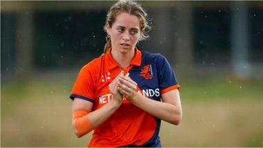 T20 क्रिकेटमध्ये नेदरलँडची महिला गोलंदाज Frederique Overdijk ने रचला इतिहास, सामन्यात 7 विकेट्स घेत केली धमाल
