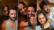 Ritesh Deshmukh याने बायको Genelia D'Souza हिच्या वाढदिवसानिमित्त शेअर केला दोघांच्या खास क्षणांचा 'हा' व्हिडिओ (Watch Video)