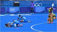 Tokyo Olympics IND vs AUS Women's Hockey: पराभवानंतर ऑस्ट्रेलियन खेळाडूंचे डोळे पाणावले, पाहा भारताच्या ऐतिहासिक विजयाचा 'तो' क्षण (Watch Video)