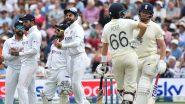 IND vs ENG 1st Test Day 1: जो रूटची एकाकी झुंज, पहिल्या डावात इंग्लंड 183 धावांवर ढेर; भारतीय गोलंदाजांची आक्रमक कामगिरी
