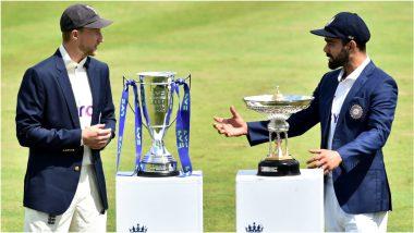 IND vs ENG 1st Test Live Streaming: भारत विरुद्ध इंग्लंड पहिल्या कसोटी  सामन्याचे लाईव्ह प्रक्षेपण Sony Six नेटवर्क व DD Sports आणि लिव्ह स्ट्रीमिंग SonyLiv वर असे पाहा