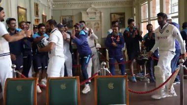 IND vs ENG 2nd Test: जेव्हा लंच-ब्रेकमध्येपॅव्हिलियनमध्येशमी-बुमराह पोहोचले, टीमने केले जोरदार स्वागत; व्हिडिओ पाहून व्हाल आनंदित