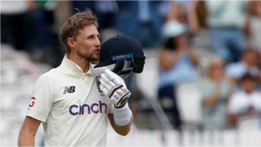 IND vs ENG 2nd Test: लॉर्ड्सच्या मैदानावर Joe Root याचा जलवा, 22 व्या टेस्ट शतकाने घातली एक नाही तब्बल 6 मोठ्या विक्रमांना गवसणी; भारताने गमावली आघाडी