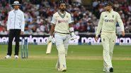 IND vs ENG 1st Test Day 2: पावसामुळे बिघडला दिवसाचा खेळ; इंग्लंड गोलंदाजांसमोर भारताची घसरगुंडी, दुसऱ्या दिवसाखेर भारत 125/4