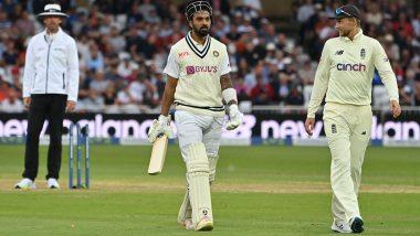 IND vs ENG 3rd Test Day 3: लंचपूर्वी भारताला पहिला झटका, ओव्हरटनने KL Rahul ला दाखवला पॅव्हिलियनचा रस्ता; टीम इंडिया320 धावांनी पिछाडीवर