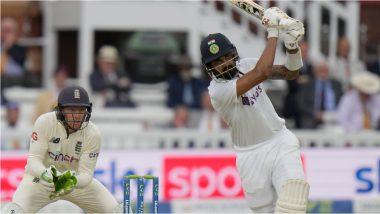 IND vs ENG 4th Test Day 3: भारताला पहिला धक्का, सलामीवीर KL Rahul 46 धावांवर आऊट