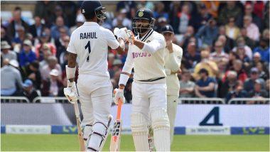 IND vs ENG 1st Test Day 3: पावसामुळे अखेरच्या सत्राचा खेळ वाया; भारताविरुद्ध दुसऱ्या डावात इंग्लंडच्या 11 ओव्हरमध्ये बिनबाद 25 धावा