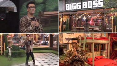 Bigg Boss OTT आजपासून सुरु; करण जौहर चा घरात प्रवेश (Watch Video)