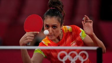 Manika Batra Alleges Fixing in Olympics 2020: मनिका बत्राने टेबल टेनिस प्रशिक्षकावर केला मॅच फिक्सिंगचा धक्कादायक आरोप, पाहा काय म्हणाली