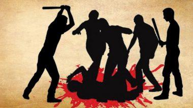 Madhya Pradesh: माणुसकीला काळीमा! चोरीच्या संशयावरून तरुणाला बेदम मारहाण; पिकअप वाहनाला बांधून रस्त्यावरून फरपटत नेले