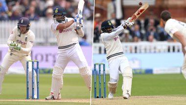 IND vs ENG 2nd Test Day 5: लॉर्ड्सच्या मैदानात बुमराह-शमीचा इंग्लंडला दे दनादना! Lunch पर्यंत भारताची इंग्लंडविरुद्ध 259 धावांची आघाडी