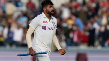 IND vs ENG Test: भारत आणि इंग्लंडमधील कसोटी सामन्यात प्रेक्षकांचे गैरवर्तन, चालू सामन्यात सिराजच्या दिशेने भिरकावला चेंडू