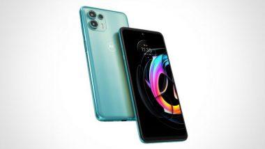 भारतात लॉन्चिंगपूर्वी Motorola Edge 20, Edge 20 Fusion ची किंमत लीक